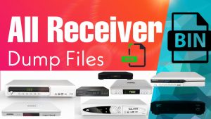 All Receivers Dump/Flash Files