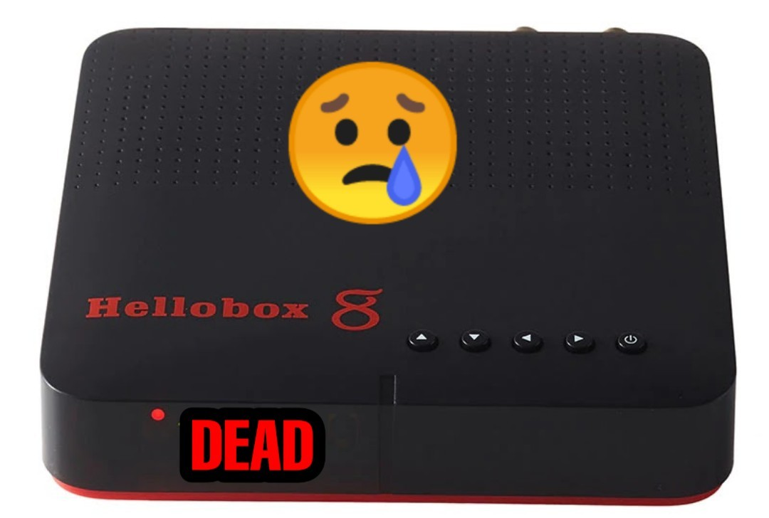 How to recover dead Hellobox Settopbox by USB Method